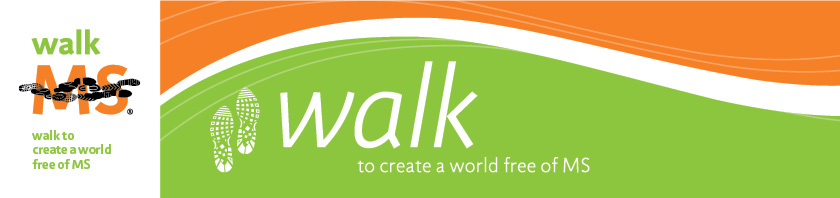 Walk to Create a World Free of MS